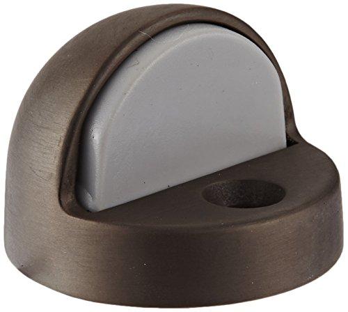 Rockwood 085807 442.10B Floor Mounted High Dome Stop, Dark Bronze Finish, 3'' width, 2'' Length, Dark Bronze by Rockwood