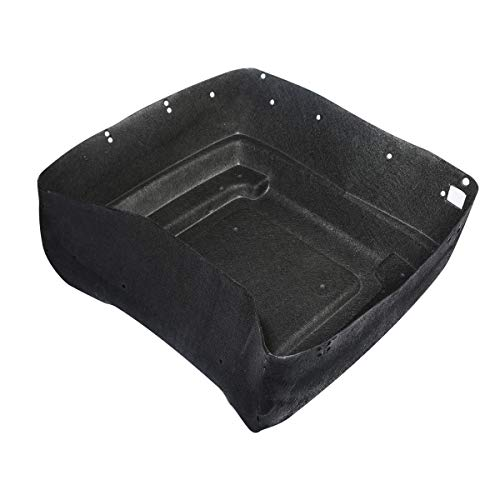 TCMT King Tour Pak Trunk Insert Carpet Liner Fits for Harley Electra Street Road Glide 2014-2018 (Tour Trunk Liner)