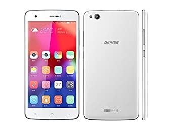 Gionee CTRL V6L LTE (white) Smartphones at amazon