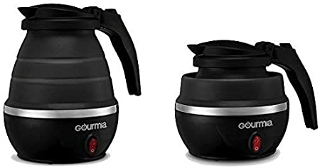 Gourmia GK360 Travel Foldable Electric
