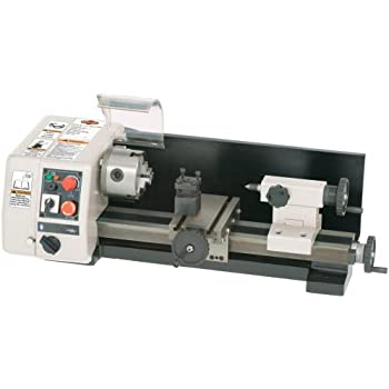 Amazon com: Central Machinery 7 x 10 Precision Mini Lathe by
