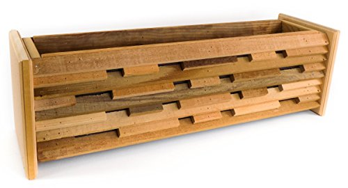 Cedar Planter Box - 24 inch - Retro-Slats-Design