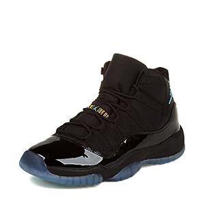 a20667e58d6494 ... Air Jordan Reto 11 (Gs) Black Gamma. upc 886737211670 product image1
