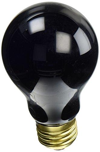 Zilla Night Black Incandescent Bulb 50 Watt (3 Pack)