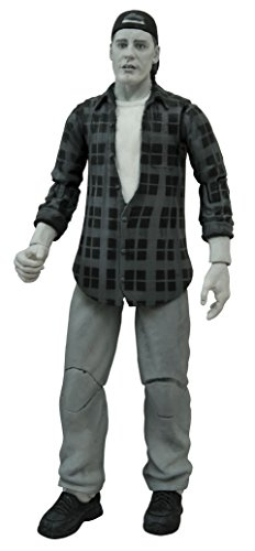 - DIAMOND SELECT TOYS Clerks Select 20th Anniversary: Randall Black and White Action Figure