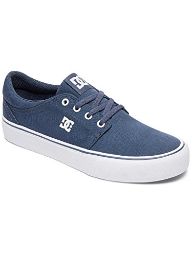 Shoe DC Uomo TX BKW J Sneaker Indigo Violet Basse Trase vpwpnPtq4