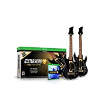 Guitar Hero Live Supreme Party Edition, Combo de 2 paquetes, Xbox One