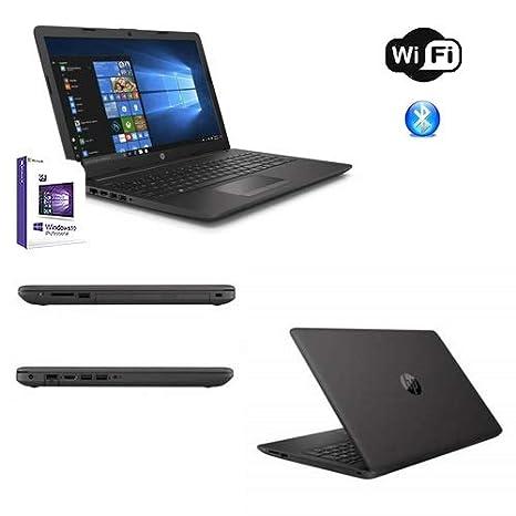 Ordenador portátil HP 255 G7, Pantalla de 15,6 Pulgadas, CPU ...