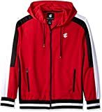 Rocawear Men's Hoodie, Track RED, X-Large