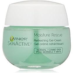 Garnier SkinActive Moisture Rescue Face Moisturizer, Normal/Combo Skin, 1.7 oz.