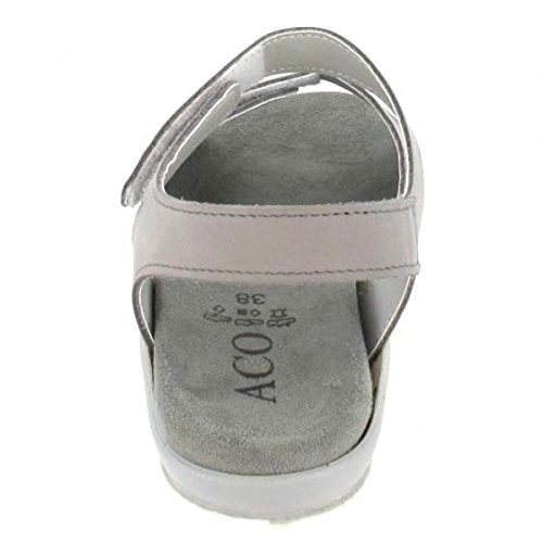 Cinza Aco Cor Sandalette Pam 08 FIIzXq