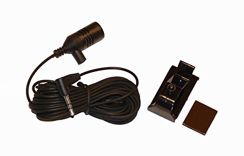 Alpine Microphone - Specifically for ICSX7HD, ICS-X7HD, ILX007, iLX-007, ILX107, iLX-107