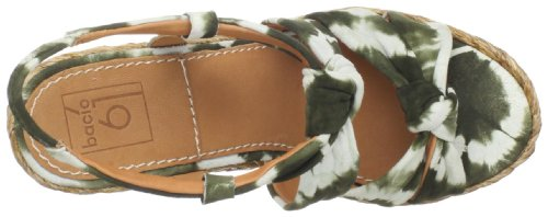 Bacio61 Womens Bacoli Slingback Espadrille Jungle