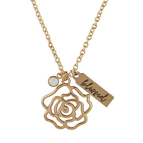 US Gifts Blessed is She Who Has Believed Pendant - 6/pk by US Gifts (Image #3)