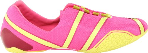 Dance Puma Women's Anaida Slip Fluorescent Lace Sneaker Limeade Pink On Metallic 11Ynrq