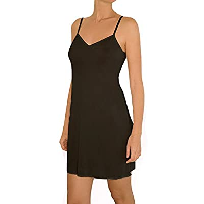 Anemone Women's Non-Cling Silky Smooth Full Slip