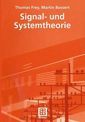Signal- und Systemtheorie (Informationstechnik)