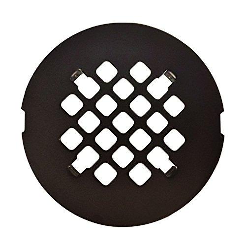 shower drain cover bronze - 7
