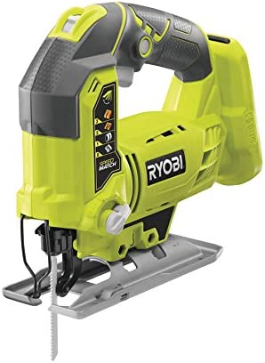 Ryobi R18JS-0 power jigsaws 2,53 kg - Sierra eléctrica