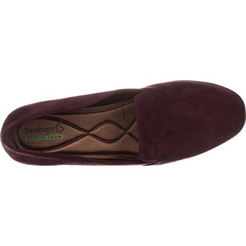 Baretraps Janine Komfort Flate Loafers - Vin