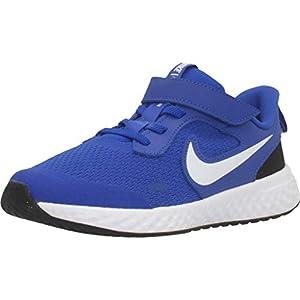 Best Epic Trends 41XgHe92ysL._SS300_ Nike Unisex-Child Revolution 5 Pre School Velcro Running Shoe
