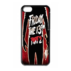 iPod Touch 6 Phone Case Black FRIDAY THE 13TH FORCEFUL ENTRY RJ2DS6504662