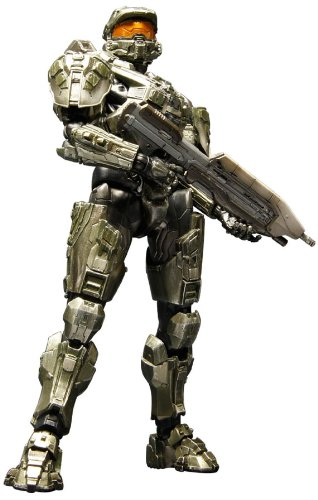 Square-Enix - Halo 4 Play Arts Kai figurine Master Chief 24 cm