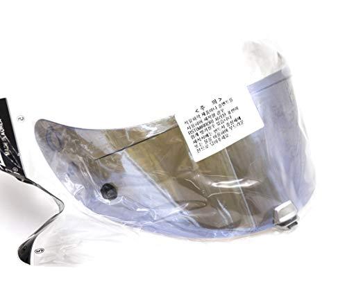 HJC Helmet Shield Visor HJ-26 For Rpha11 Rpha 70 ST Bike Racing Motorcycle Accessories Anti-Scratch Pinlock Ready 5 Colors (Mirror Blue)