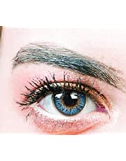 See Color Cosmetic Yearly Disposable Contact Lenses,Blue