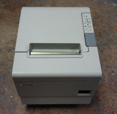 Amazon.com: Epson TM-T88IV USB Impresora térmica de recibos ...