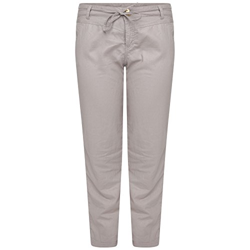 Loose Up Style Pantaloni Beige Donna It wtxnqaafvP