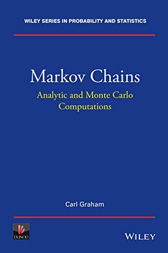 Markov Chains: Analytic and Monte Carlo Computations (Wiley Series in Probability and Statistics)