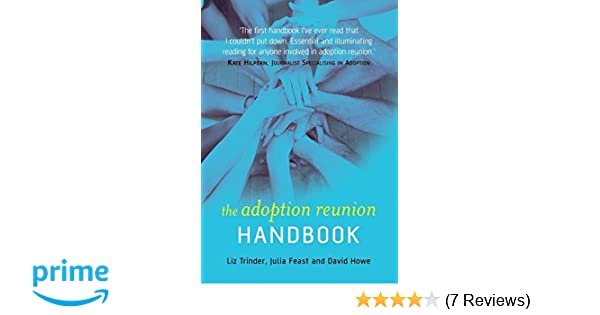 The Adoption Reunion Handbook Elizabeth Trinder Julia