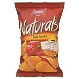 Lorenz Naturals Mild Paprika Potato Chips 100g.