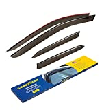 Goodyear Side Window Deflectors for Toyota Camry