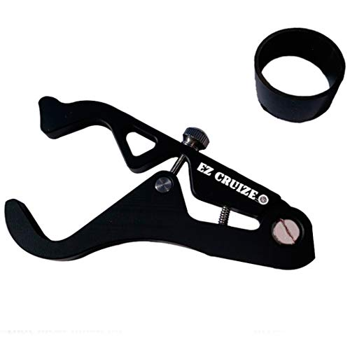 CherryPic Junction EZ Cruize - Motorcycle Cruise Control - Universal Throttle Assist - Wrist/Hand Grip Lock Clamp