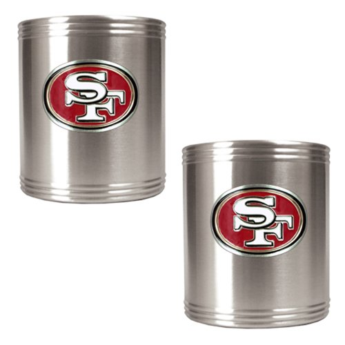Francisco 49ers Stainless Steel Holder product image