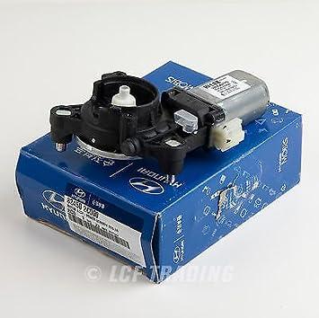 Genuine Hyundai Parts 82450-2C000 Driver Side Front Door Glass Regulator Motor