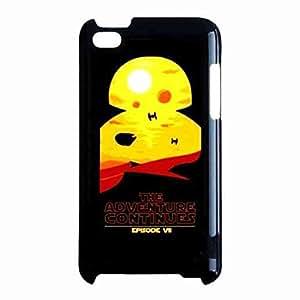 Star Wars BB8 Ipod Touch 4th Funda,BB8 Funda For Ipod Touch 4th,Black Hard Plastic Funda Cover