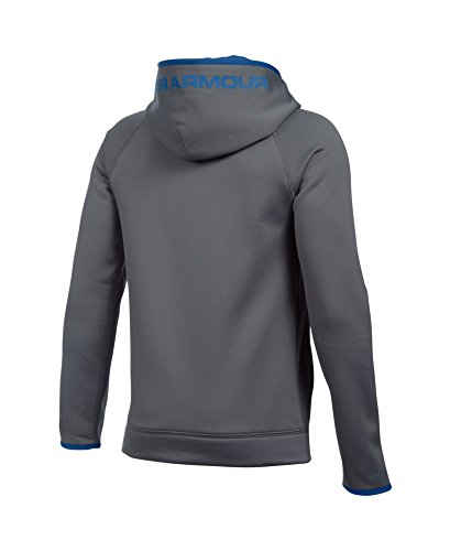 Under Armour UA Storm Armour Fleece Highlight Big Logo Youth X-Small Graphite by Under Armour (Image #1)