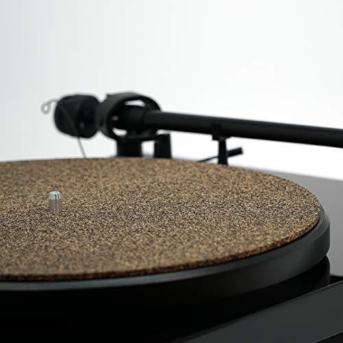 CoRkErY2 Cork N Rubber Turntable Platter Mat   1/8