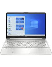 HP Laptop, 15.6 Inch Full HD Antiglare slim SVA, Athlon 3050U dual, 8GB RAM, 256GB SSD, Windows 10 Home, 15s-eq1203nd, Zilver