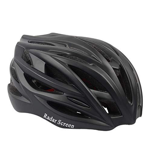 (Radar Screen Bicycle Helmet Adult Bike Helmet for Men Women, CPSC Safety Certified)