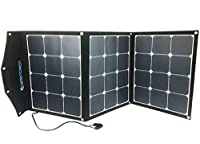 ACOPOWER 12V 105W Portable Solar Panel K...