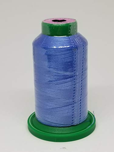Isacord Embroidery Thread (3711 Dolphin Blue)