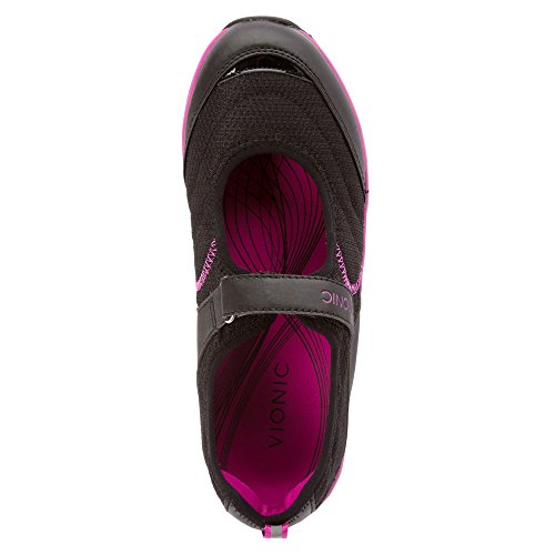 Trainers Sunset Vionic Orthotic Women's Black H1qBR