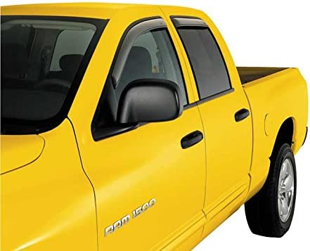 AVS 194381 In-Channel Ventvisor Window Deflector 2017-2018 Ford Super Duty Crew