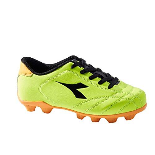 Diadora , Jungen Sneaker C4102 GIALLO