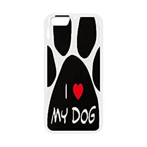 dog DIY Case Cover for iphone 5C