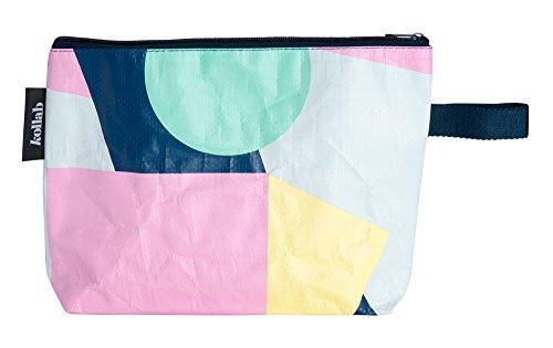 Kollab COLOUR BLOCK Federmäppchen, 30 cm, Mehrfarbig (Multicolore)